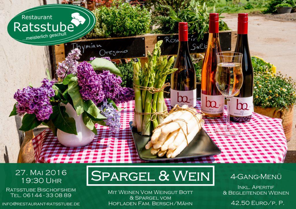 Spargel&Wein