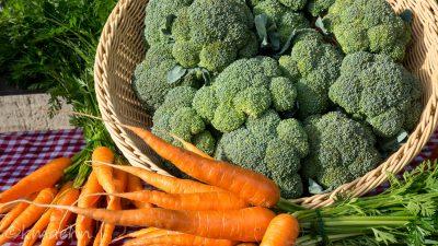 Broccoli Karotten
